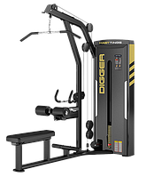 Вертикальная/горизонтальная тяга Hasttings Digger HD026-1