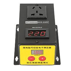 Регулятор напряжения (10000 Вт)