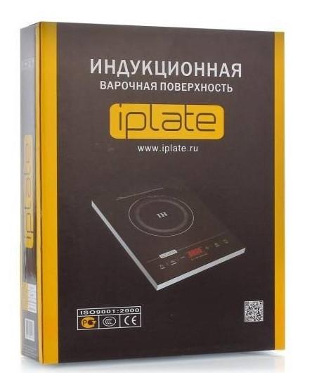 Плита индукционная Iplate YZ-T24, 2 кВт