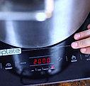 Плита индукционная Iplate YZ-T24, 2 кВт, фото 5