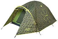 Палатка NORFIN Мод. ZIEGE 3 (80+210)x180х130см)(3,8кг.)(нагрузка: 3.000мм), R 15193