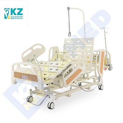 Кровать медицинская KZMED 605E-LE, белый
