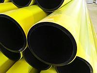 Труба ПЭ 100 ГАЗ СТ РК ГОСТ Р 50838-2011 Ø630 SDR7,4 с ПП покрытием