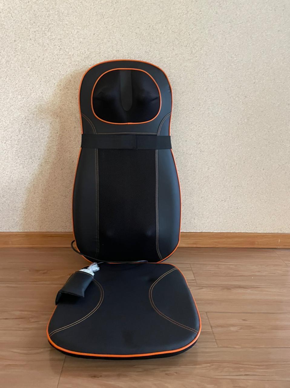 Массажное кресло, массажная накидка на авто - фото 1
