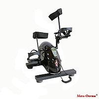Велотренажер HM-001 AA c электродвигателем, черный