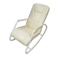 Кресло-качалка Эсма цв.каркас (кзам PU)