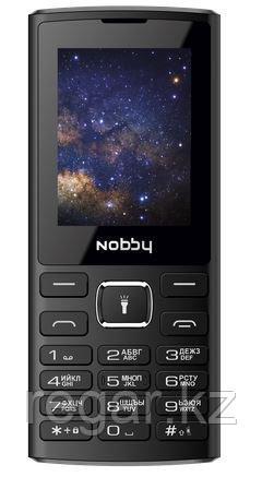 Мобильный телефон Nobby 210 черно-серый
