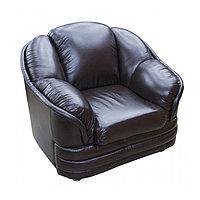 Кресло Юра (1 кзам PU/гоб.stock) черный