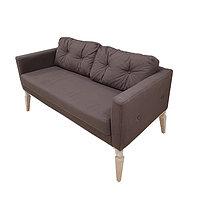 """Диван """"Юта"""" с подушками (коричневый)"""