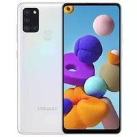 Смартфон Samsung GALAXY A21S, 32gb, White