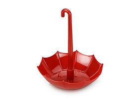 Подставка-ручка под канцелярские принадлежности Зонтик, красный