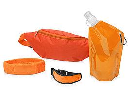 Набор для спорта Keen glow, оранжевый