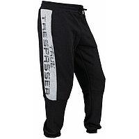 Штаны спортивные Джогер, чёрные, XL