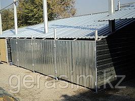 Качественные Навесы под заказ в Алматы