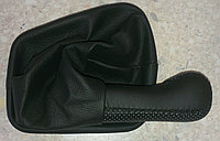 Чехол (кожух) ручки КПП (кожа) Лада 110 , фото 1