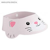 Козырек защитный для мытья головы «Серый котёнок» ROXY-KIDS