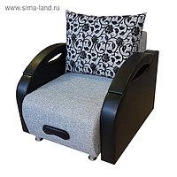 Кресло-кровать «Юпитер», аслан серый