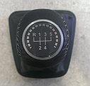 Чехол (кожух) ручки КПП (перфорированная кожа) на коробку с тросовым приводом Лада Гранта/Калина-2, фото 2