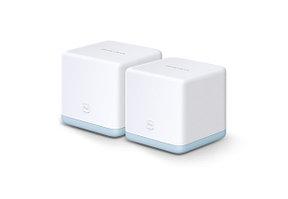 Домашняя Mesh Wi-Fi система AC1200 Mercusys Halo S12(2-Pack)