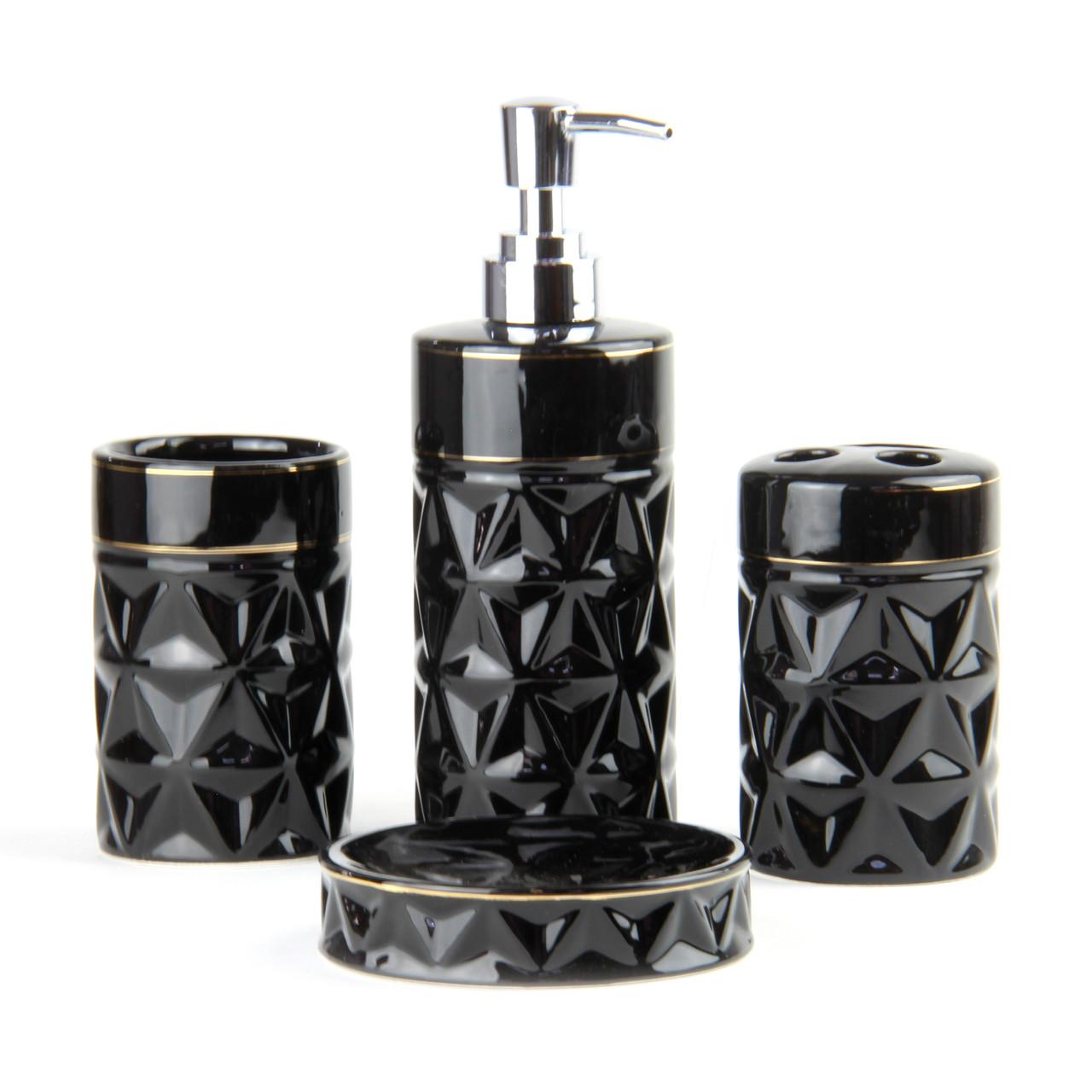 Керамический набор для ванной комнаты DW171B