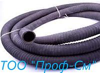 Рукава резиновые напорно-всасывающие с текстильным каркасом ГОСТ 5398-76 давление 0,5 Мпа (5 Атм) (гофриров