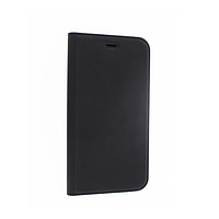 Чехол книжка Apple iPhone 11 кожа, черный