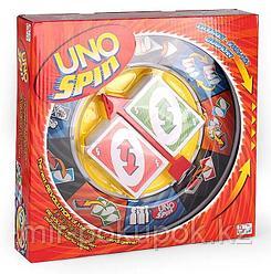"""Настольная игра """"Uno spin"""""""