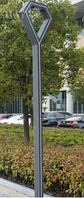 Парковый светильник на солнечных батареях