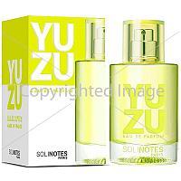 Solinotes Yuzu парфюмированная вода объем 50 мл тестер (ОРИГИНАЛ)