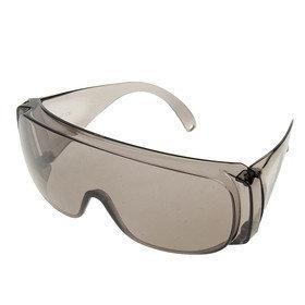 Очки защитные открытого типа,затемненные, ударопрочные