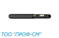 Рукава резиновые напорные с нитяным навивочным каркасом длинномерные облегченные ТУ 38