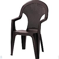 Плетенный стул Сантана