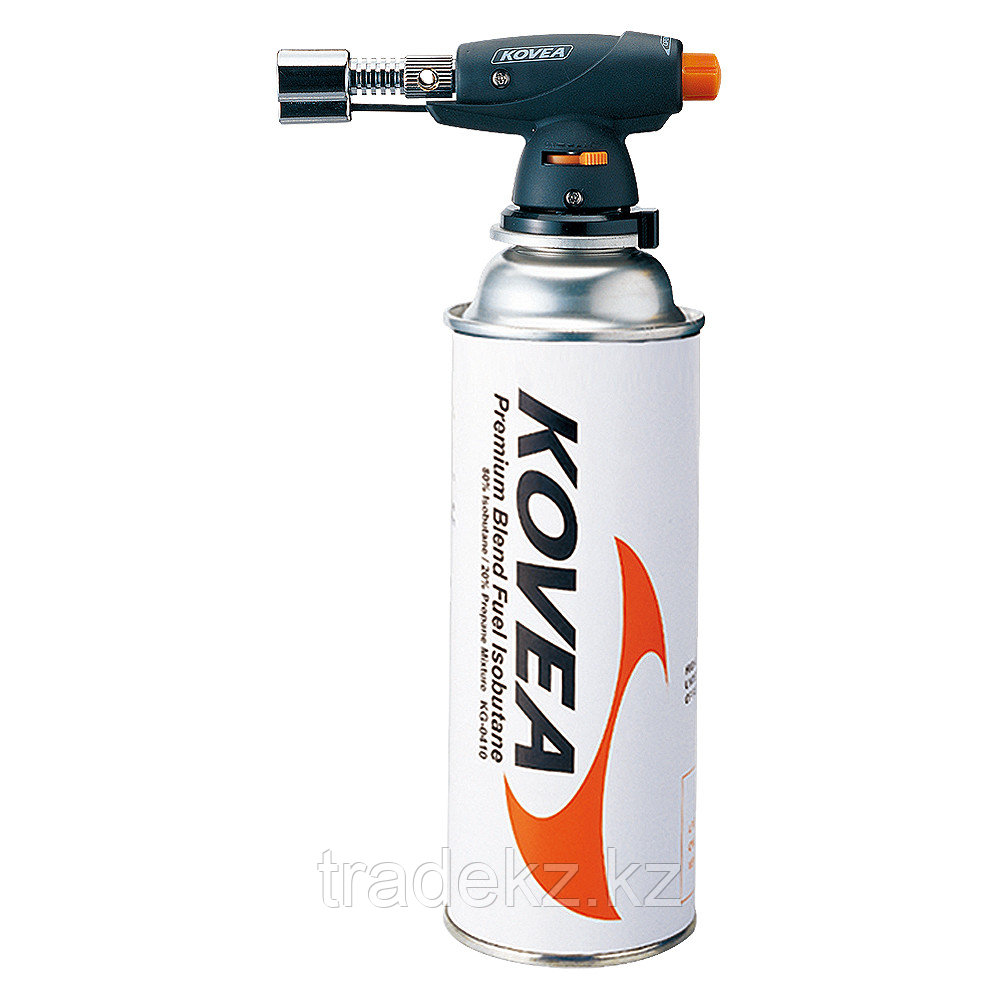 Горелка паяльник газовый Kovea KT-2301 Micro Torch для ювелиров и авимоделирования - фото 2