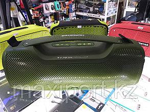 Портативная колонка Hopestar A6 Pro комбинированная(зеленый+камуфляж) С беспроводным микрофоном в комплекте!!, фото 2