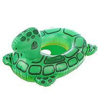 Надувной детский плавательный круг с трусами Черепашка 70 см