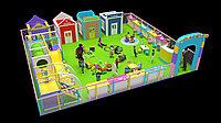 Детские игровые комнаты, игровые комплексы на заказ. Бизнес под ключ.