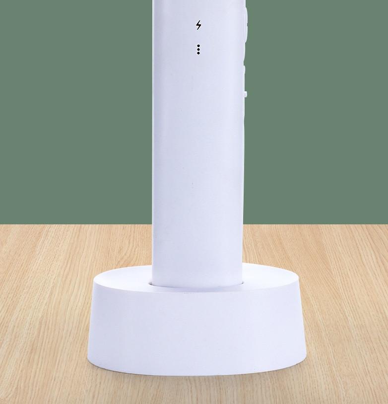 Ракетка мухобойка электрическая с док-станцией+ ночник/ уничтожитель комаров Mosqueto Rocket - фото 5