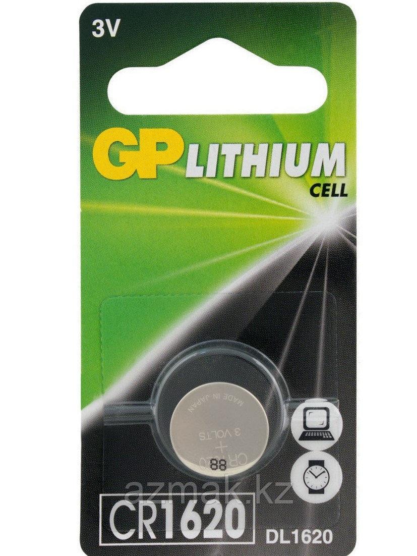 Батарейки GP CR1620 С1