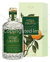 Maurer & Wirtz 4711 Acqua Colonia Blood Orange & Basil одеколон объем 170 мл тестер (ОРИГИНАЛ)