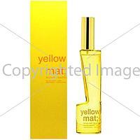 Masaki Matsushima Mat; Yellow парфюмированная вода объем 40 мл (ОРИГИНАЛ)
