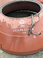 Броня подвижная 1275.05.317 КСД/КМД-2200