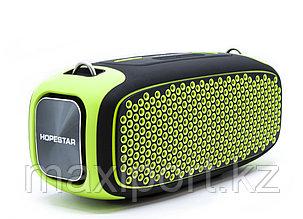 Портативная колонка Boombox Hopestar A30 Pro Чёрно-зеленая, фото 2
