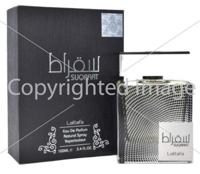 Lattafa Perfumes Suqraat парфюмированная вода объем 100 мл (ОРИГИНАЛ)