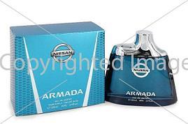 Nissan Armada парфюмированная вода объем 100 мл (ОРИГИНАЛ)