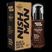 Масло для усов и бороды NISHMAN 75 мл №80145