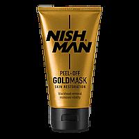 Маска NISHMAN для лица Gold 150 мл №66925