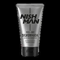 Маска NISHMAN для лица Silver 150 мл №81005