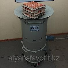 Яйцебитная машина Спрут-5000. Производство меланжа.