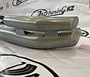 Защита заднего бампера «Уголки двойные» Нива Travel, фото 5
