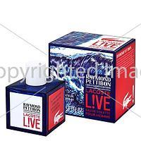 Lacoste Live Raymond Pettibon Collector's Edition туалетная вода объем 40 мл (ОРИГИНАЛ)